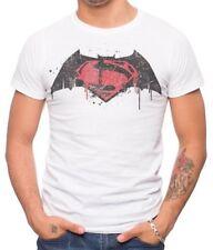 NWOT BATMAN vs SUPERMAN Tee Shirt Size MEDIUM (DC Comics) *OFFICIAL MERCHANDISE*