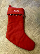 Pottery Barn 'Kathy' Stocking