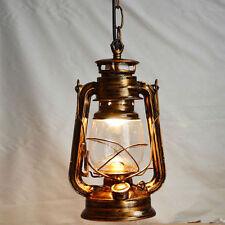Industrial Antique Pendant Light Fixture Vintage Ceiling Metal Hanging Kitchen