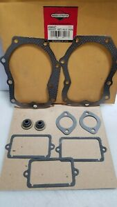 Briggs & Stratton Valve Gasket Set 498047 - OEM Packaging - NEW - BS1E3