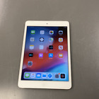Apple iPad Mini 2 - 32GB - Silver (Unlocked) (Read Description) EA1115