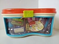 B. Toys Kids' Wee MD Doctor Kit Toy 13 Accessories  Play Doctor 18 months+ New!