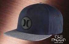 New HURLEY Icon Vapor Mens Deep Royal Snapback Cap Hat