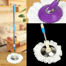 Adjustable Microfiber Mop 360 Spin Mop Magic Mop Home Cleaning