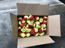Red Training Tennis Ball - Big Buy