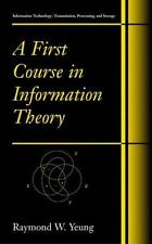 Information Technology Transmission, Processing and Storage Ser.: A First...