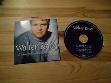 CD Pop Wolter Kroes - Ik heb de Hele Nacht Liggen Dromen (2 Song) RED BULLET