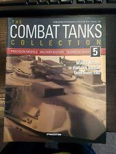 DeAgostini The Combat Tanks Collection [No 5] Magazine