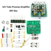 6J2 Tube Preamp Amplifier Board Pre-amp Headphone Buffer Kits DIY Replace 6J1