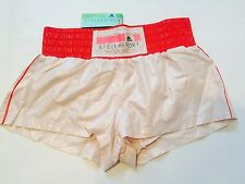 Adidas Stella McCartney  Shorts Shiny Wet Look UK 12 Nylon Cal Surf