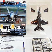 "Cafe Reo/J-Wings 1:144 scale; F/A-18B HORNET ""Top Gun Version"" SECRET ITEM"