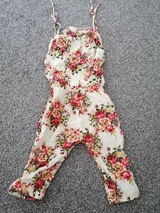 Girls Age 4-5 Years Jumpsuit