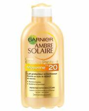 2 x 200 ml Crème Solaire et Aprés Soleil Golden Touch Garnier au Monoi FPS 20
