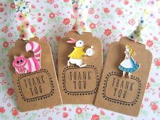 1 x Cute Alice in Wonderland Enamel Gold Pin Badge Gift Sister Friend Mum Aunty