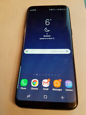 Samsung Galaxy S8+ Plus Black (Unlocked) Smartphone