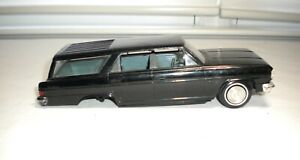 Vintage Dealer Promo 1965 Rambler Classic Cross Country Station Wagon, AS IS