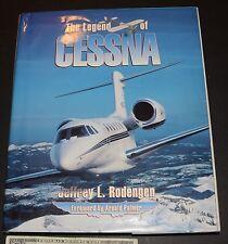 THE LEGEND OF CESSNA, RODENGEN, WRITE STUFF, 1998 1st EDITION HARDBOUND, NEW