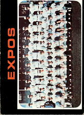 1971 Topps 674 Montreal Expos Team VG #D379312