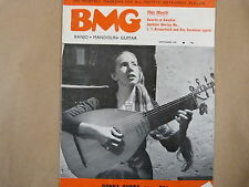 magazine BMG September 1971 Donna Curry