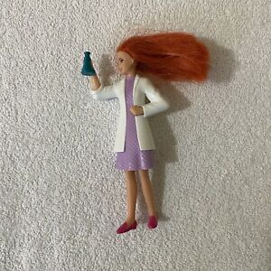 Barbie Scientist Burger King Hungry Jack's Figure Toy