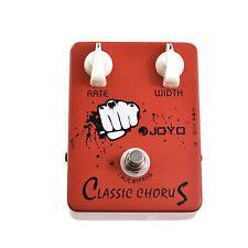 Joyo Jf-05 Clásica coro pedal de efectos para guitarra