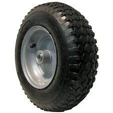 1) 4.10x3.50-6 TIRE RIM WHEEL for some Yard Carts Go Karts Riding Lawn Mowers