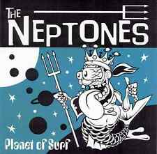 Neptones Planet of Surf CD surf instrumental instro guitar