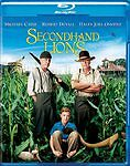SECONDHAND LIONS Blue Ray New Free Shipping