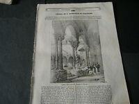 1842 CHIESA SAN DOMENICO PALERMO MEDAGLIA CATANIA GIULIO GENOINO FRATTAMAGGIORE