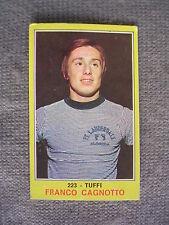 FIGURINA PANINI CAMPIONI DELLO SPORT 1970/71 # 223 - FRANCO CAGNOTTO