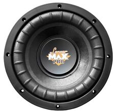 "Lanzar MAXP84 8"" 800 WATT Power Car Subwoofer Sub"