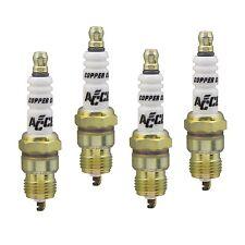 ACCEL 0276S-4 U-Groove Spark Plug Header Shorty Plug