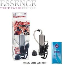 Adonis EZ Grip Penis Pump Enlarger Extender Erection Aid 2 Sleeves - FREE LUBE