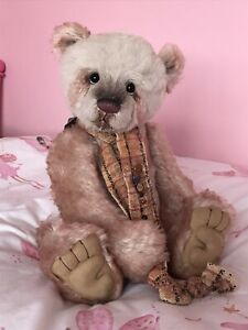 Charlie Bears Solitaire. Isabelle Collection Limited Edition