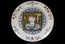 Minton Date-Lined Ceramic Dinner Plates