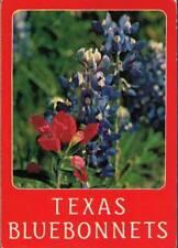 (woi) Postcard: Texas Bluebonnets
