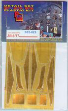 Part S35-023 1/35 Mi-8 / Mi-17 (accessories) (Trumpeter)