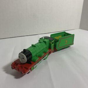 Tomy Trackmaster Motorized Thomas & Friends Train Engine Henry 1993 Nonworking