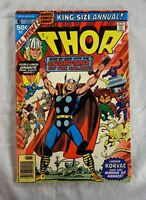 THOR KING SIZE ANNUAL #6 -  Marvel Comics 1977 Guardians Of The Galaxy