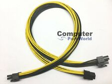 8+6pin PCI-E VGA Power Supply Cable for XFX 50cm