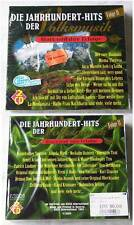 JAHRHUNDER-HITS DER VOLKSMUSIK Folge 2 - Avsenik, Torriani,... 2-CD-Box OVP/NEU