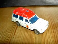 CORGI JUNIORS MERCEDES BENZ 220 D Ambulance w114 w115/8 CA 1:66