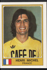 Football Sticker - Panini Euro Football 1976 - No 104 - Henri Michel - France
