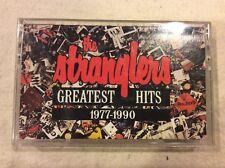 The Stranglers Greatest Hits 1977-1990 Cassette Tape