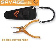 Savage Gear Side Cutter Pliers Lösezange Seitenschneider Angelzange