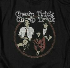 """Cheap Trick """"The Band"""" Mens Adult Unisex T-Shirt New -Available Sm > 5x"""