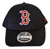 New Era 9Fifty MLB Boston Red Sox Baseball Hat Cap Snapback New