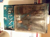 Angel Action Figure Angel with Weapons