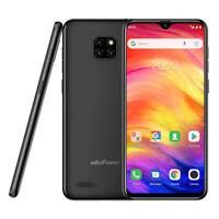 "Ulefone Note 7 6.1"" Cell Phone QuadCore Dual SIM Smartphone Unlocked Face ID GPS"