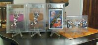 Tom Brady Numbered Lot and 2000 Fleer Tradition Tom Brady Rookie 8.5!!!